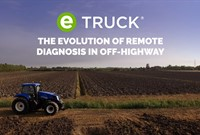 eTRUCK the evolution of remote diagnosis in OFF-HIGHWAY